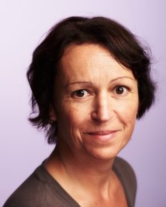 Portrait of Clea Alber Cognitive Behaviour Therapist
